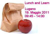 Lunch and Learn Lugano 19.5.2011