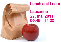 Lunch and Learn Lausanne 27.5.2011